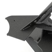 Smittybilt JK SRC Front Stinger with D-ring Mounts (Black) - 76524