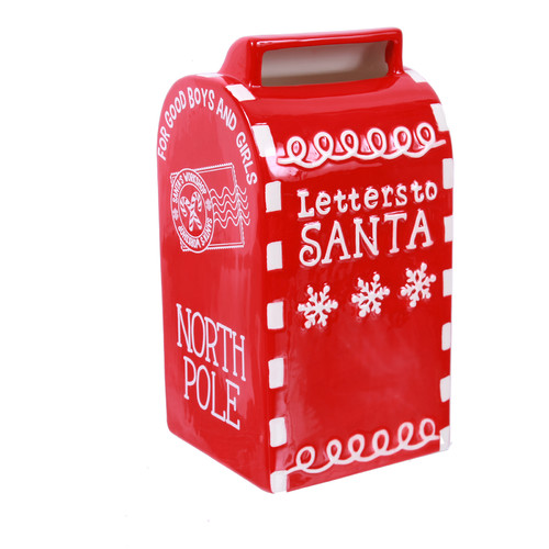 letters to santa mailbox dei dear santa letters to santa post mounted decorative 23421