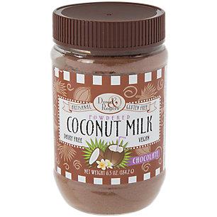 Coconut Milk Powder Chocolate FunFresh 6.5 oz Powder by Nutraceutical