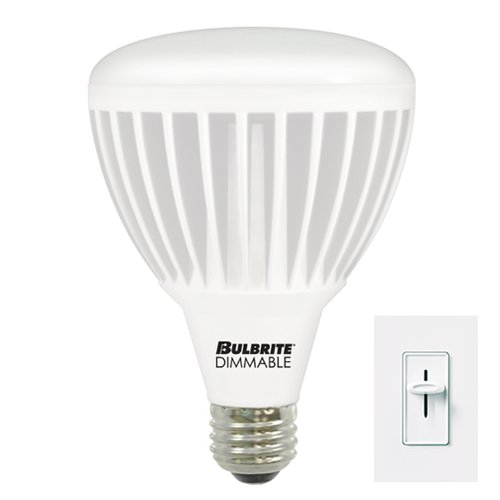 Bulbrite 8W Dimmable Warm White LED Reflector Light Bulb