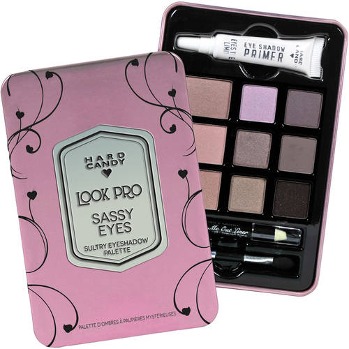 Hard Candy Sassy Eyes Sultry Eye Shadow Palette, 4.1 oz