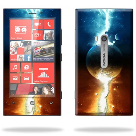 Mightyskins Protective Skin Decal Cover For Nokia Lumia 920 Cell Phone At Wrap Sticker Skins Sci Fi