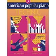 American Popular Piano: Technic, Level Two