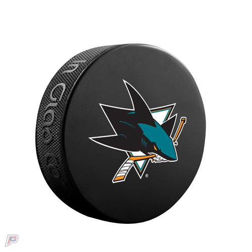 San Jose Sharks Basic Collectors Official NHL Hockey Game Puck
