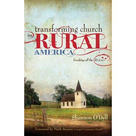 Transforming Church in Rural America - eBook