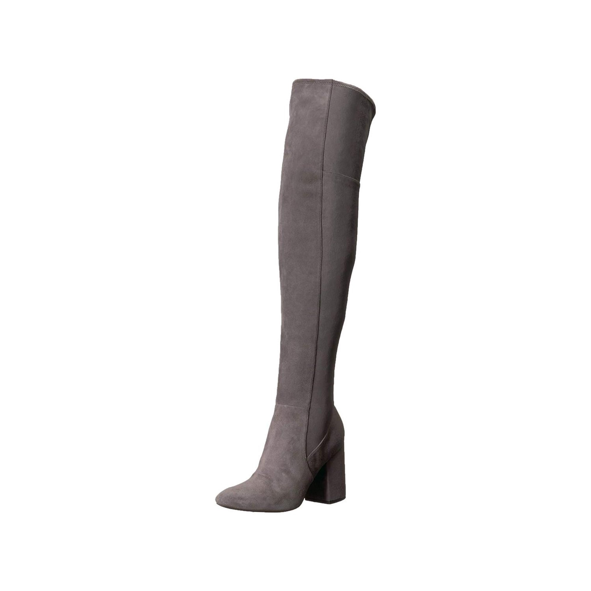 14e5c67dde7 Cole Haan Womens Darla OTK Boot Almond Toe Over Knee