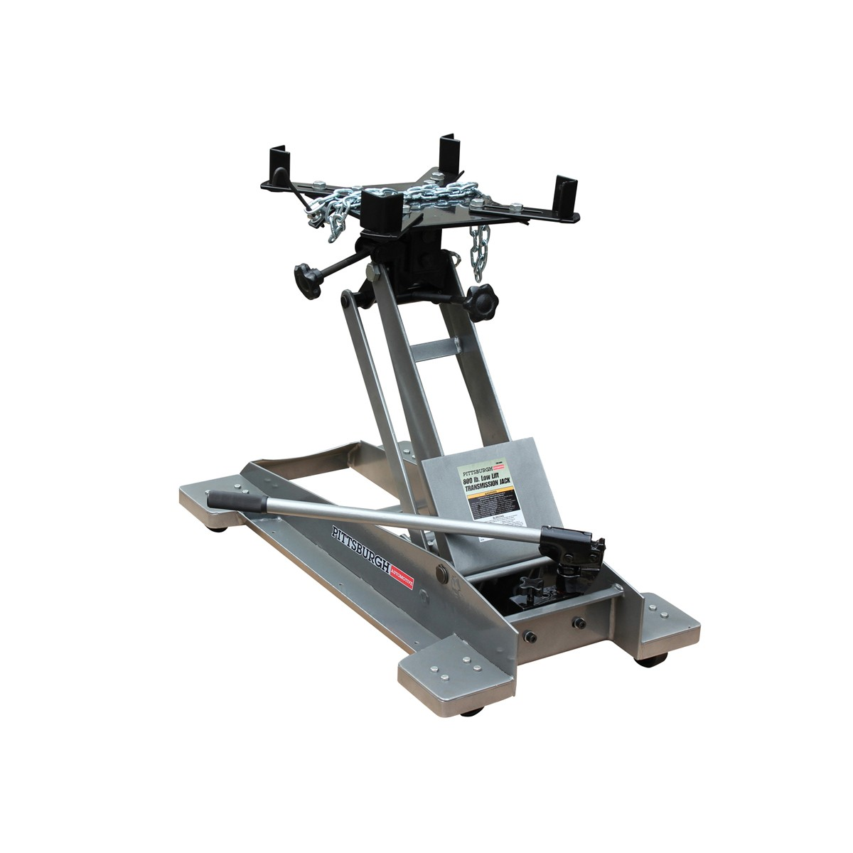 800 lb. Low Lift Transmission Jack