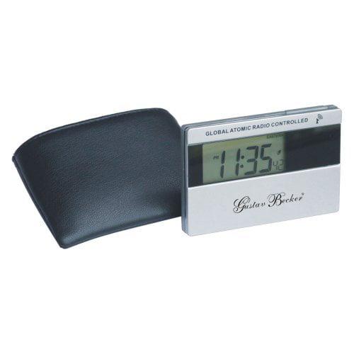 Atomic Travel Alarm Clock