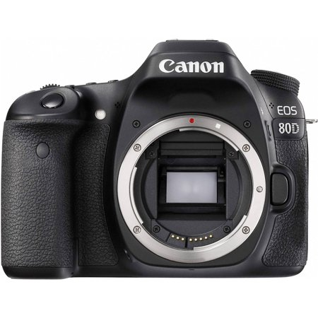 Eos 80D Digita Camera  Body Only