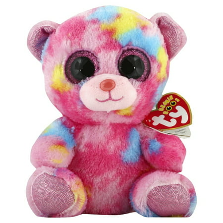 TY Beanie Boos - FRANKY the Bear (Glitter Eyes) (Regular Size - 6 inch)](Peek A Boo Halloween Bear)