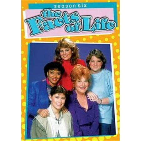 The Facts Of Life Halloween Show (The Facts of Life: The Complete Sixth Season)