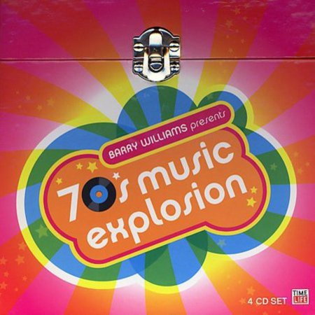 Barry Williams Presents 70s Music Explosion 4 Disc Box
