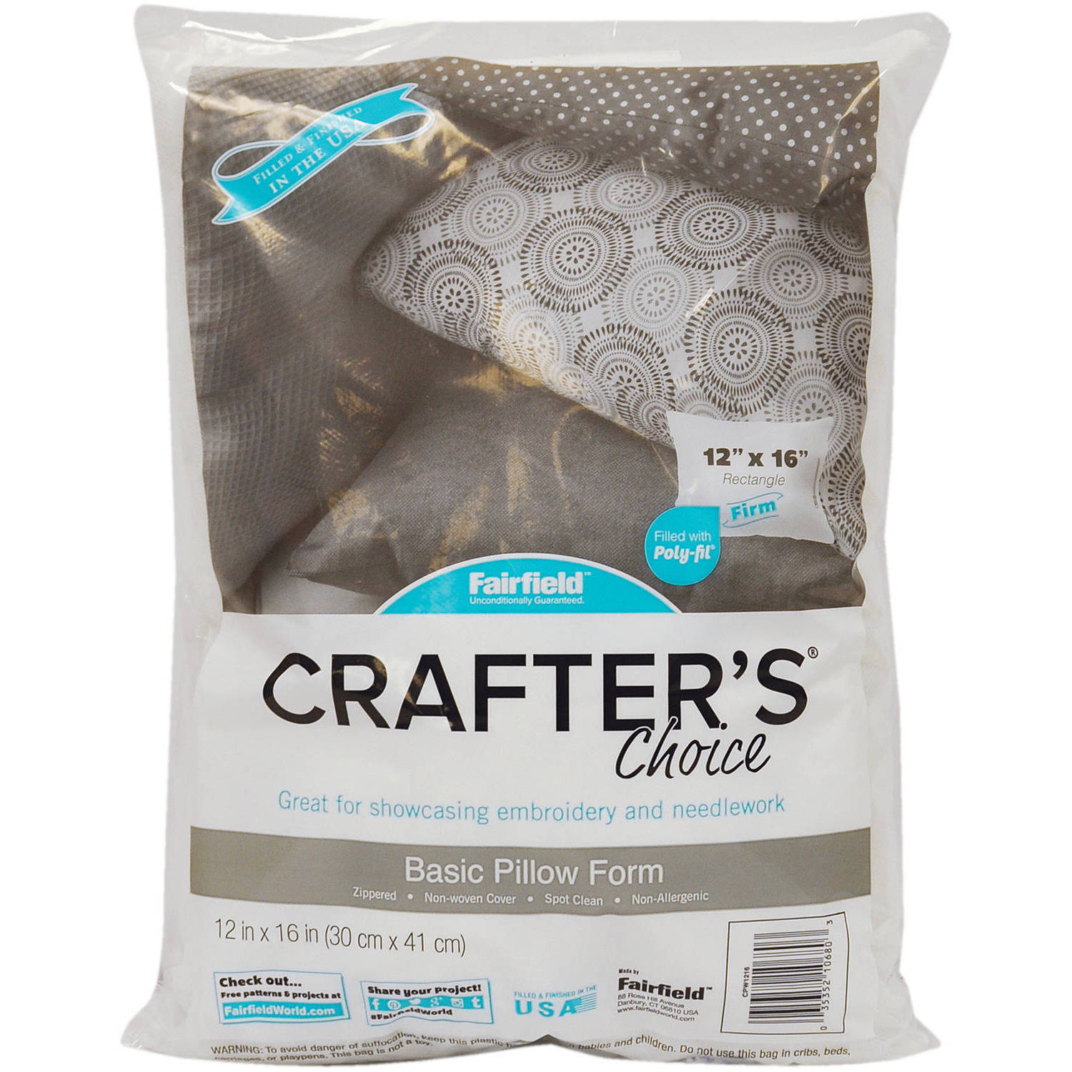 Crafter's Choice Pillow Insert