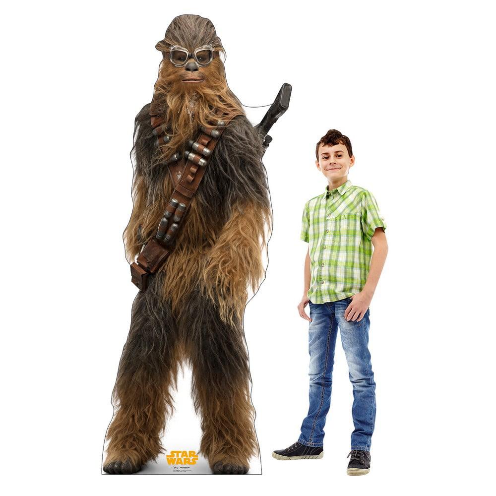 Star Wars Chewbacca Cardboard Standee