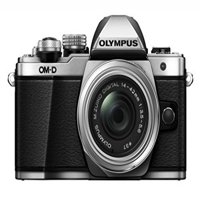 Olympus OM-D E-M10 Mark II 16.1 Megapixel Mirrorless Camera with Lens