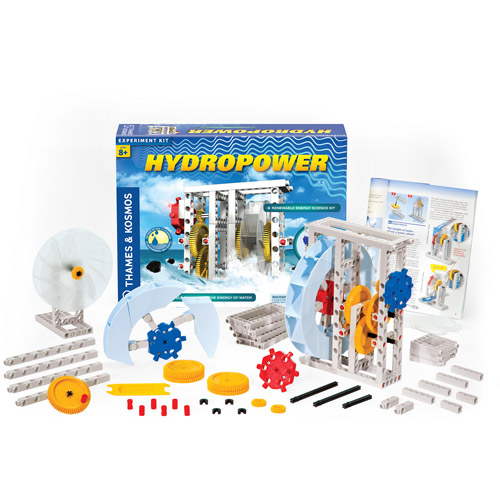 Thames & Kosmos Hydropower Science Experiment Kit by Thames & Kosmos