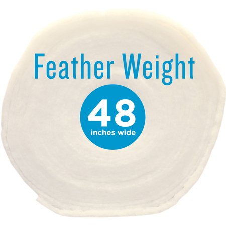 Poly-Fil Feather-Weight 100% Polyester Quilt Batting 48