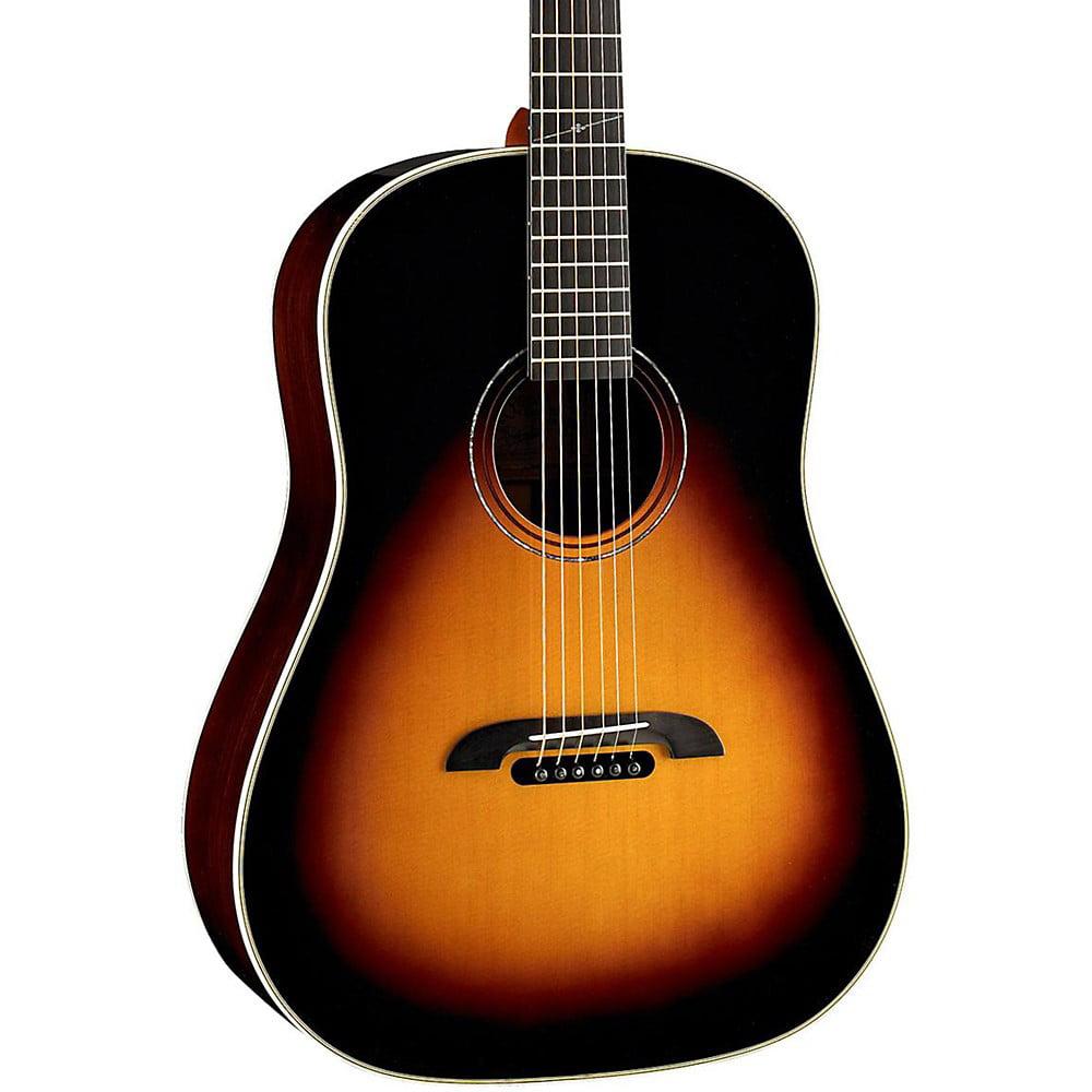 Alvarez DYMR70 Yairi Masterworks Dreadnought Acoustic Guitar Sunburst by Alvarez