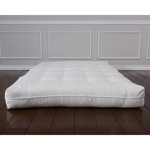 Bio Sleep Concept Sublime Natural 8'' Latex Core Futon Mattress