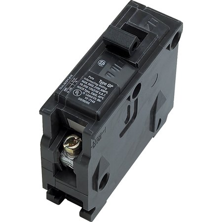 Q115 15-Amp Single Pole Type QP Circuit Breaker, Single pole, 15 Amp, 120V type QP Circuit Breaker By Siemens