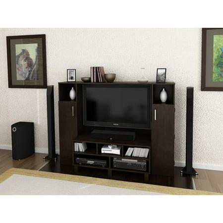 """Redvale Espresso Home Entertainment Center for TVs up to 42"""""""