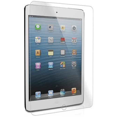 V7 Shatter-Proof Tempered Glass Screen Protector for Apple iPad mini