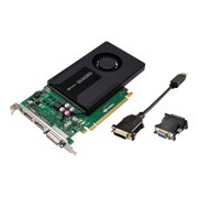 PNY Quadro K2000 2GB GDDR5 PCI Express 2.0 Full Height Graphic Card