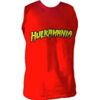 Hulk Hogan Hulkamania Sleeveless T-Shirt