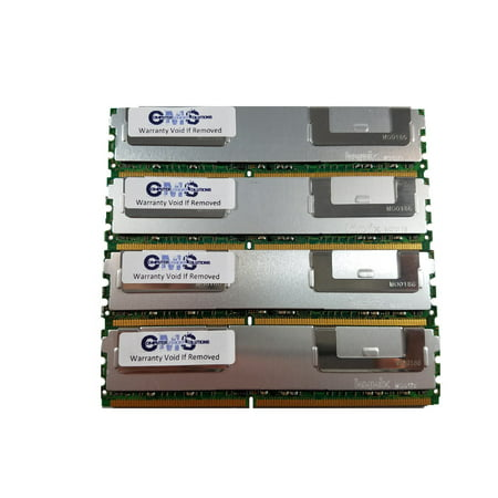 16gb (4x4gb) ram memory for dell poweredge sc1430 ddr2 fully buff for server only by cms (Dell Poweredge 6600 Memory)