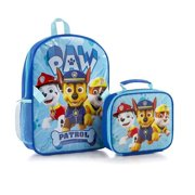 PAW Patrol Econo Backpack for Boys' with Lunch Bag Kit - 15 Inch