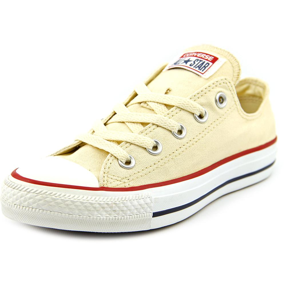 Converse All Star Ox Round Toe Canvas Sneakers by Converse