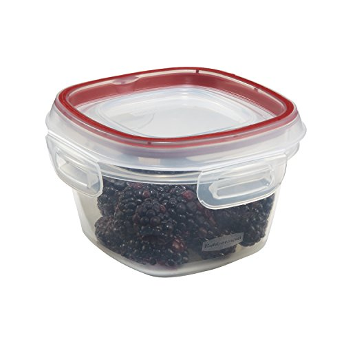 Rubbermaid Lock-Its Containers, 2 cup