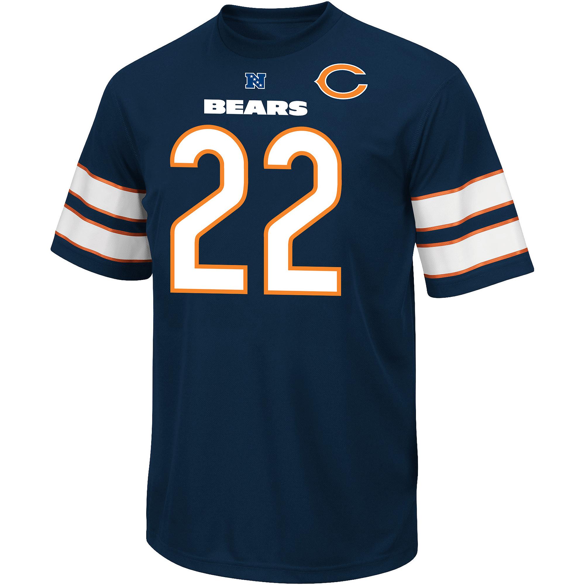 NFL Men's Chicago Bears M Forte Jersey