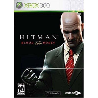 Hitman: Blood Money - Xbox 360 (Hitman Original Xbox)