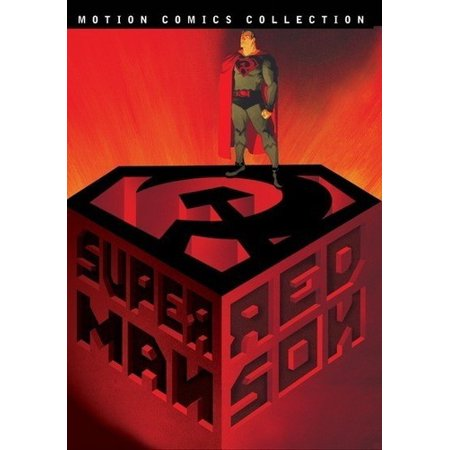 Red Devil Movie Character (Superman: Red Son Motion Comics)