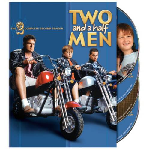 Two And A Half Men: The Complete Second Season (Widescreen)