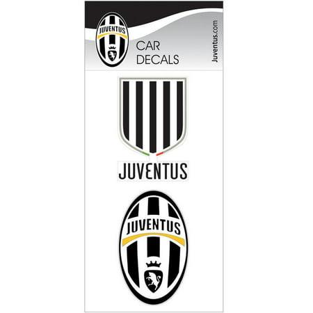Juventus car decals