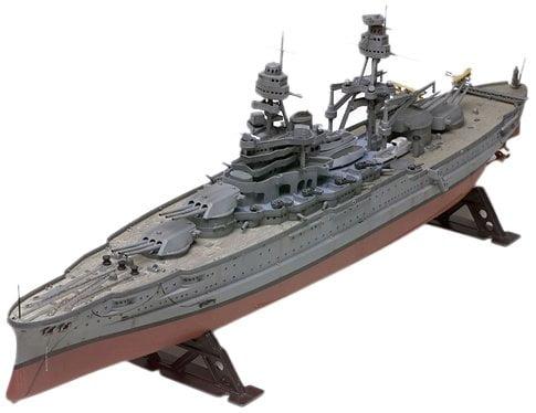 1:426 Uss Arizona Battleship, Store Amazons Plastic Scale H302 1426 Revell ARIZONA 1975... by