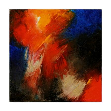 Trademark Fine Art 'A Ray Of Light' Canvas Art by Aleta (Ray Ban Trademark)