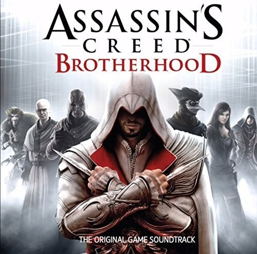 Assassin's Creed Brotherhood / Game O.S.T. - Assassin's Creed Brotherhood / Game O.S.T. [CD]