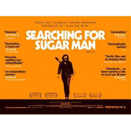 Pop Culture Graphics MOVCB39205 Searching for Sugar Man Movie Poster Print, 27 x 40 - image 1 of 1