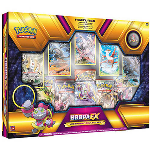 Pokemon 2015 Deluxe EX Box