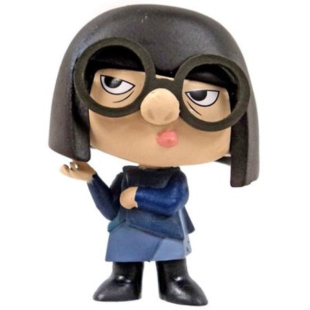 bceba8b7769 Funko Mystery Minis - Disney Pixar Incredibles 2 - Edna Mode - Walmart.com