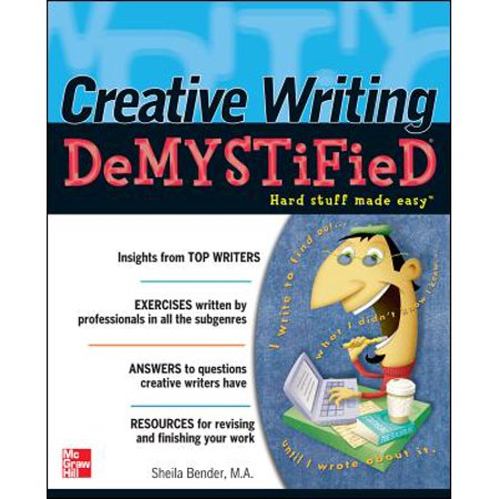 Creative Writing Demystified](Creative Writing For Halloween)