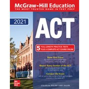 McGraw-Hill Education ACT 2021 (Paperback)