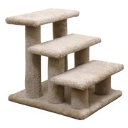 New Cat Condos Premier 21`` Post Stairs