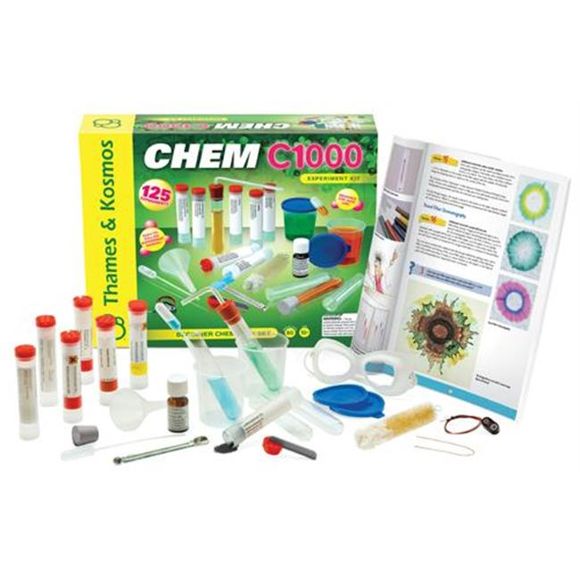 Olympia Sports 16853 Chem C1000 Chemistry Kit