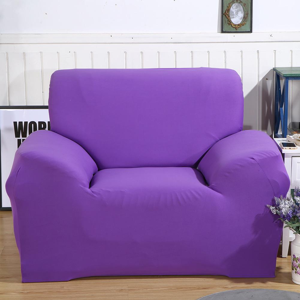 Sofa Covers, Stretch Polyester Fabric Stretch Sofa ...