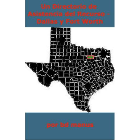 Un Directorio de Asistencia del Recurso: Dallas y Fort Worth - eBook - Halloween Stores Fort Worth