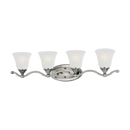 Harmony Four Light (ELK Lighting Harmony 4 Light Bathroom Vanity Light)